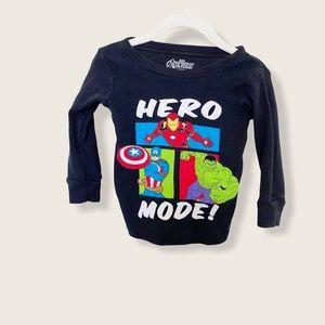 HERO AVENGERS Pajama Set